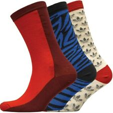 Adidas 3 Pairs Socks  Crew  adidas Multi Colour size --5-8- UNISEX
