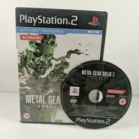 Metal Gear Solid 3:Snake Eater - PlayStation 2 (PS2) - PAL - Complete - Free P&P