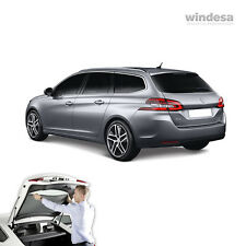 Peugeot 308 II SW 4**** 2014- CAR SUN SHADE BLIND SCREEN tint tuning privacy kit