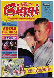 Biggi Nr.160 von 1986 Elton John, Tina Turner, Whitney Houston, C.C.Catch - Z0-1