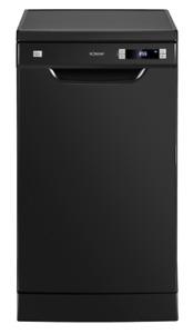 Bomann Geschirrspüler GSP 7407 schwarz, Stand/Unterbau, 45 cm, NEU