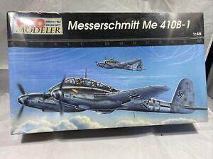Revell/Monogram Pro Modeler 1:48 Messerschmitt Me 410B-1 - 5936 - SS03 Sealed