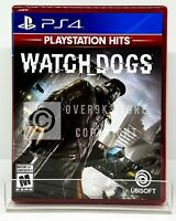 Watch Dogs - PS4 - PlayStation Hits - Brand New | Factory Sealed