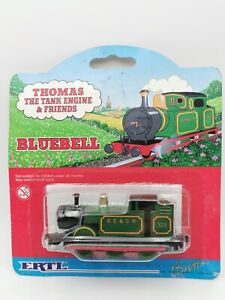 ERTL THOMAS THE TANK ENGINE & FRIENDS COLLECTION BLUEBELL ENGINE NEW IN PACKAGE