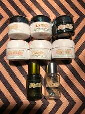 La Mer EMPTY CONTAINERS:oil,Concentrate Eye, Perfecting Treatment, Lotion, Cream