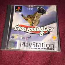 cool boarders 3 Sony Playstation 1 PS1