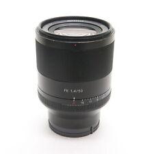 SONY Planar T* FE 50mm F/1.4 ZA SEL50F14Z  (for SONY E mount) #223