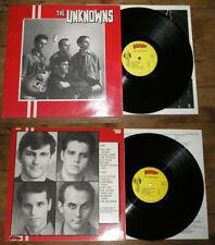 The Unknows Vinyle 33t LP Rock 1982