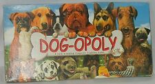 Dog-Opoly Board Game Ages 8 & Up 2 to 6 Players Tail Wagging Fun