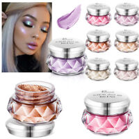New Jelly Gel Highlighter Make Up Concealer Shimmer Face Glow Eyeshadow Glitter