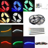 Waterproof 3528SMD LED Strip Light Red Green Blue Yellow White 30CM/5M Party Dec