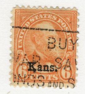 1929 United States SC #664  used stamp