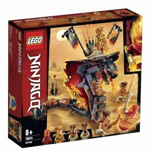 LEGO 70674 Ninjago Fire Fan  BRAND NEW