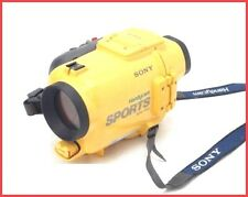 Sony spk-tr3 Submarina Funda Sports Pack Para Handycam Original / Nuevo