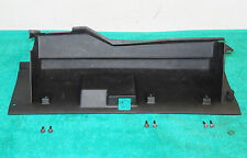 1987 1988 1989 Mustang LX GT Coupe Convertible Saleen ORIG DASH GLOVE BOX INSERT