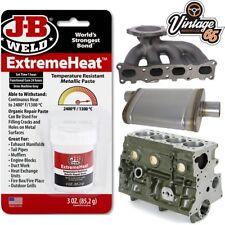 Classic Car High Temp Cracked Exhaust Manifolds Muffler Engine Block Sealant 85g