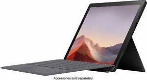 """Microsoft Surface Pro 7 12.3"""" Intel Core i5-1035G4 8GB RAM 256GB SSD"""