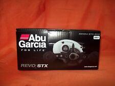 ABU GARCIA REVO STX BAITCASTER 8.0:1 GR REVO4STX-SHS 1430422