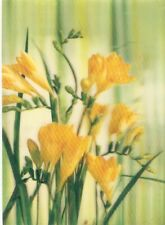 Postcard: 3D Freesia
