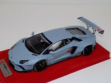 1/18 Lamborghini Aventador Liberty Walk LB Performance Zero Fighter  BBR or MR