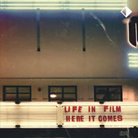 """Life In Film : Here It Comes VINYL 12"""" Album (2015) ***NEW*** Quality guaranteed"""