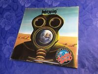 MANFRED MANN'S EARTH BAND(LP) MESSIN´ [GERMAN VERTIGO SPACESHIP DIE-CUT SLEEVE]
