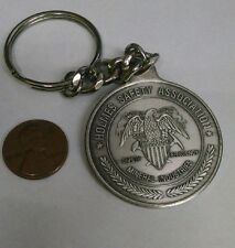 Holmes Safety Association Mineral Industries Key Chain Ring Fob Minnesota