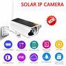1080P IP67 Waterproof Camera Outdoor Solar Wireless WiFi Night Vision Low Power