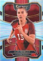 2017-2018 Panini Select Soccer Base Common Silver Parallel (#1 - #25)