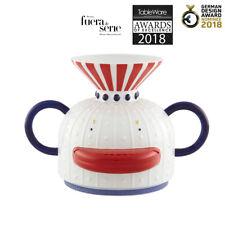 Vista Alegre Porcelain Folkifunki Vase Duck