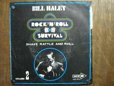 BILL HALEY 45 TOURS FRANCE SHAKE RATTLE AND ROLL