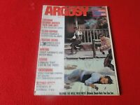 Vintage ARGOSY a Magazine  for Men Adventure Pulp Risque September 1972       41