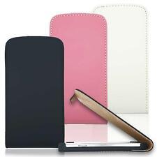 Flip Design Handy Tasche Schutz Hülle Für Apple u. Xperia Wallet Case Book Cover