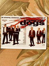 Reservoir Dogs Original Movie Postcard