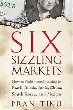 Six Sizzling Markets : How to Profit from Investing in Brazil, Russia, India,...