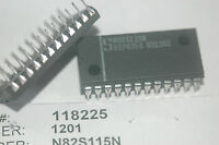 SIGNETICS N82S115N 24-Pin Plastic Dip Biplar ROM IC New Lot Quantity-2