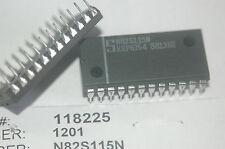 SIGNETICS N82S115N 24-Pin Plastic Dip Biplar ROM IC New Lot Quantity-2