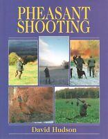 HUDSON DAVID GAMEKEEPING & POACHING BOOK PHEASANT SHOOTING hardback BARGAIN new
