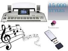 TYROS 2 USB-stick+15000 styles