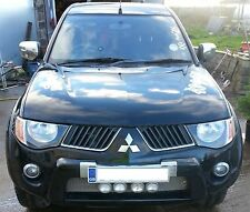MITSUBISHI L200 2.5 B40 DiD 06 NEW SHAPE EXHAUST SILENCER & TAIL PIPE BOX NO.3