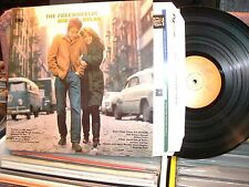 BOB DYLAN THE FREEWHEELIN ENGLISH IMPORT  LP RECORD