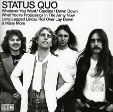STATUS QUO Icon CD BRAND NEW Compilation best Of