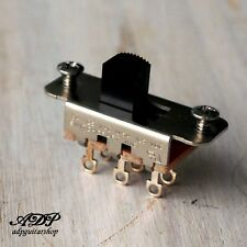 SWITCH ON-ON SWITCHCRAFT pour Fender JAZZMASTER JAGUAR