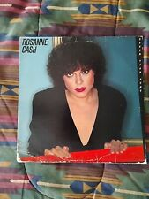 Rosanne Cash Vinyl Seven Year Ache Columbia Label AL 36965 Excellent Condition