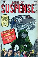 Tales to Astonish/Suspense lot 6 books G/VG Make an offer! #12,14,28,29,34