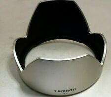 Tamron Plastic Lens Hood Made in Japan for Super 28-200mm f3.8-5.6 SILVER