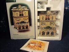 Dept 56 Piccadilly Gallery Dickens #58498 Nib (1216W&17L)