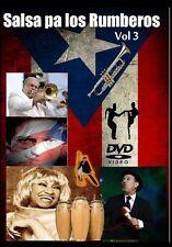 Salsa Pa Los Rumberos #3 70s 80s DVD Classica La Sonora Poncena Lavoe Selecta