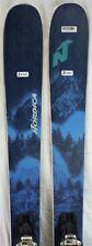 20-21 Nordica Santa Ana 98 Used Women's Demo Skis w/Bindings Size 172cm #347067