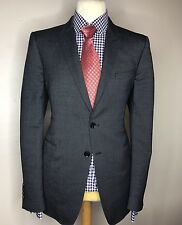 BURBERRY LONDON LUXURY DESIGNER JACKET ITALIAN TAILORED MODERN FIT 46R
